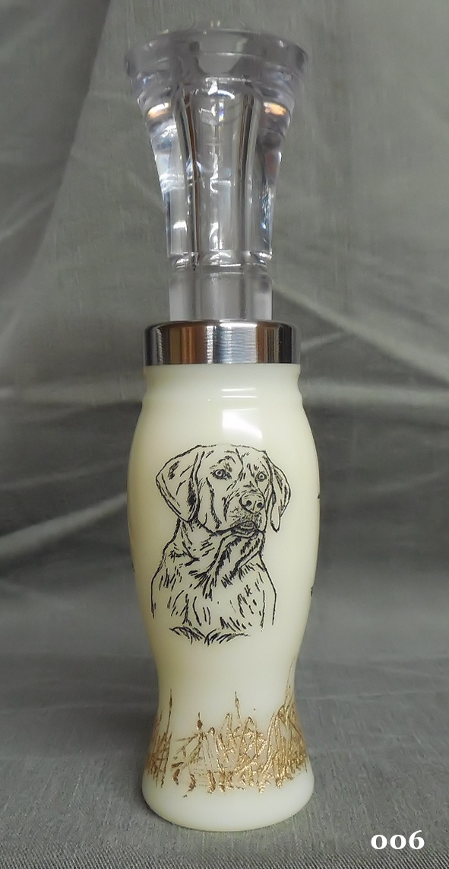 Engraved Custom Acrylic Duck Calls Custom Acrylic Goose